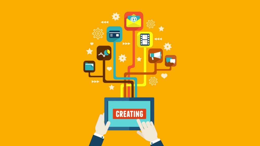 تولید محتوای دیجیتال