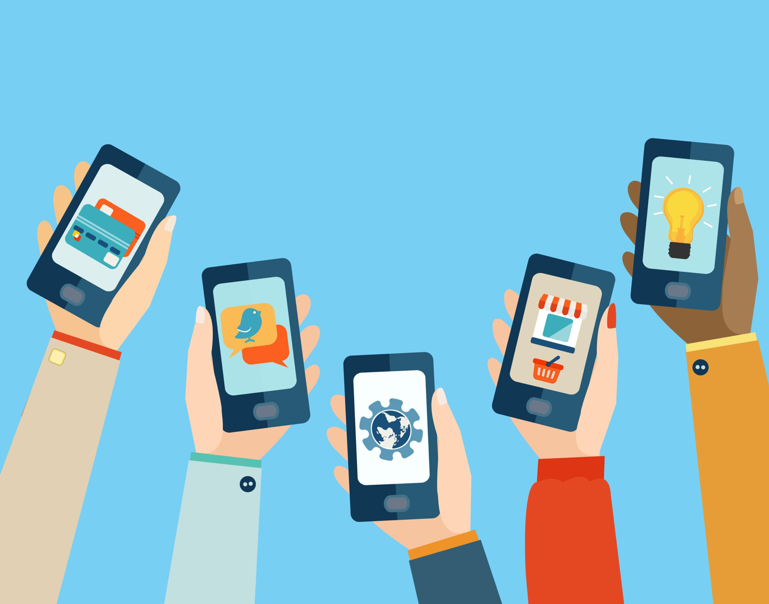 سازگاری با موبایل