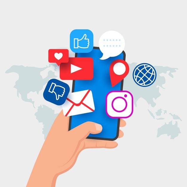 شبکه های اجتماعی - خدمات مشتری