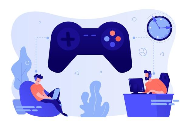 تولید محتوای بازی و سرگرمی