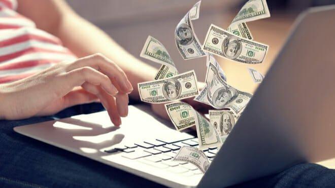 ایده های پولسازی در کسب و کارهای آنلاین