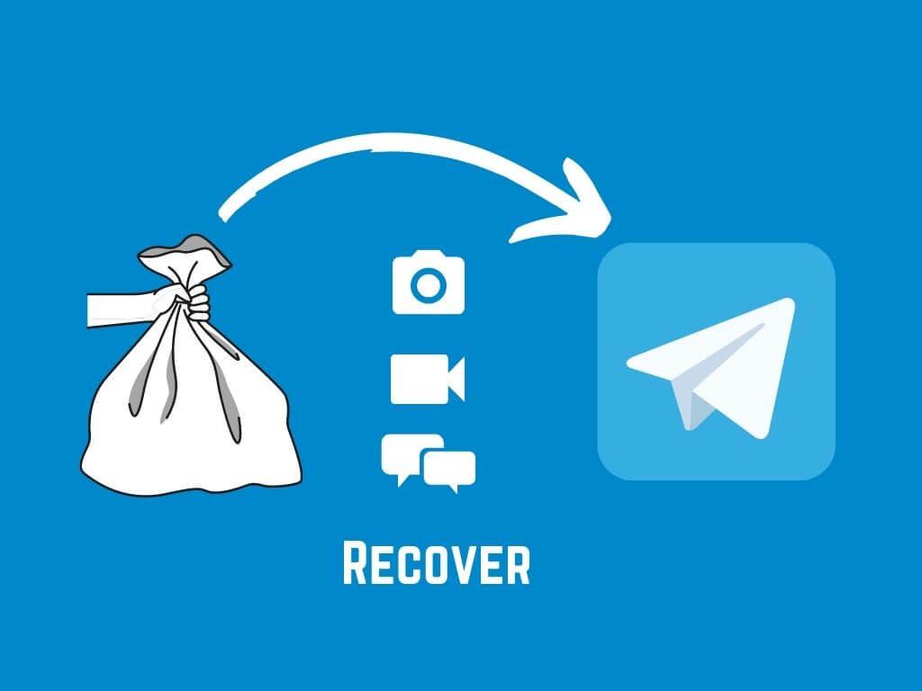 بازیابی کانال تلگرام خودم