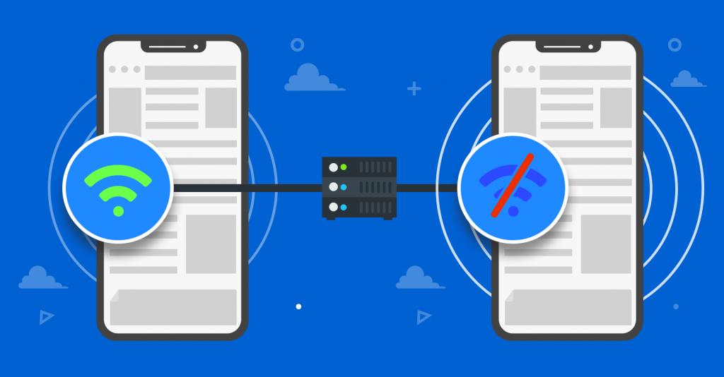 پشتیبانی HTML5 از مرورگر برای Offline Web Applications